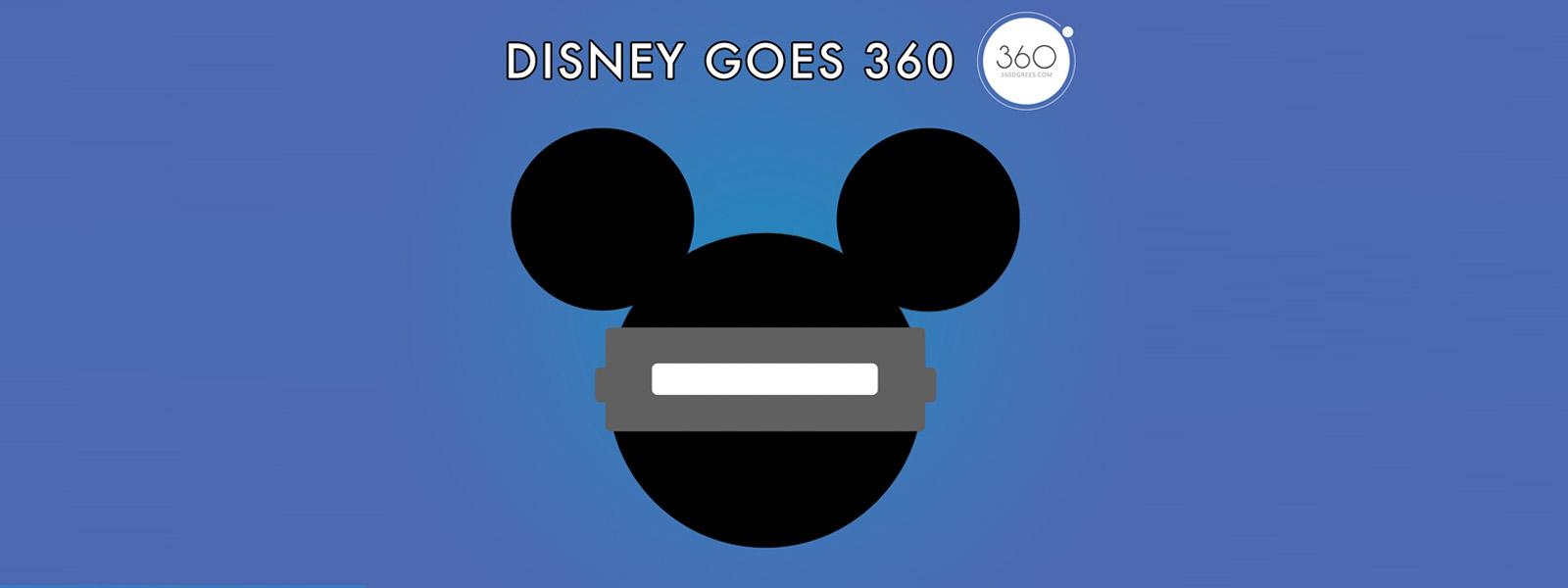 Disney goes 360