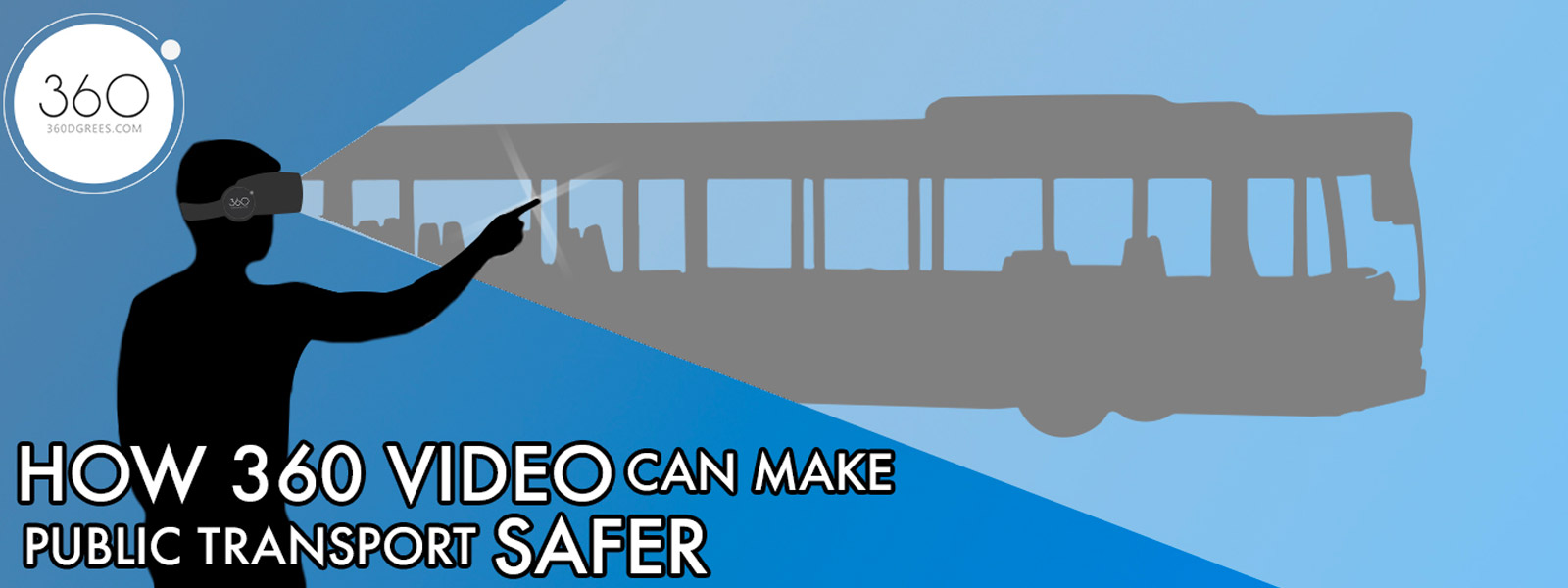 How 360 video can make public transport safer?